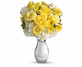 Delivery of funeral flowers in Fort Smith