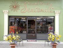 Second Street Seasonals Store Front