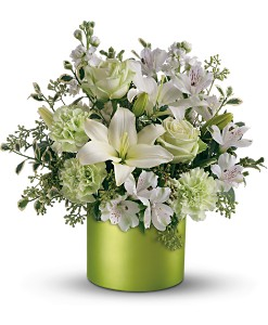 Teleflora's Sea Spray Bouquet in Liverpool NY, Creative Florist