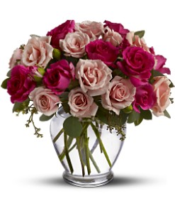Spray Roses are Pink in Campbell CA, Citti's Florists