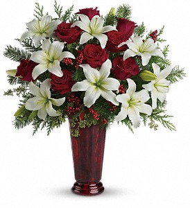 Holiday Magic in Scranton&nbsp;PA, McCarthy Flower Shop<br>of Scranton