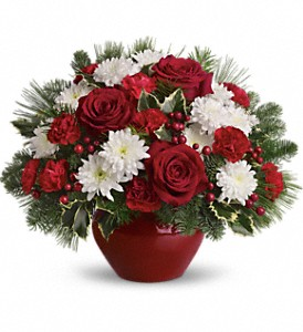 Christmas Treasure in St. Cloud FL, Hershey Florists, Inc.