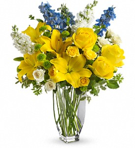 Meet Me in Provence by Teleflora Local and Nationwide Guaranteed Delivery - GoFlorist.com
