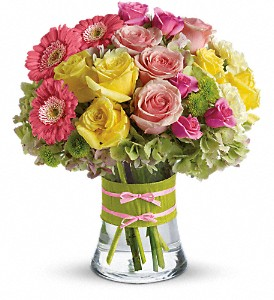 Fashionista Blooms in Berkeley Heights NJ, Hall's Florist