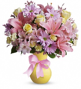 Teleflora's Simply Sweet in San Mateo CA, Blossoms Flower Shop