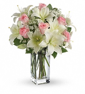 Teleflora's Heavenly and Harmony in Santa Clara CA, Fujii Florist - (800) 753.1915