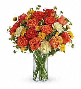 Citrus Kissed in Newbury Park CA, Angela's Florist