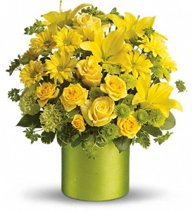 Teleflora's Say It With Sunshine in Bayside NY, Bayside Florist Inc.