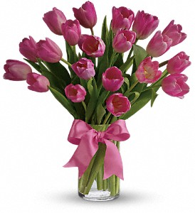 Precious Pink Tulips in New York NY, New York Best Florist