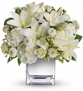 Teleflora's Peace & Joy Bouquet in Grand Rapids MI, Burgett Floral, Inc.