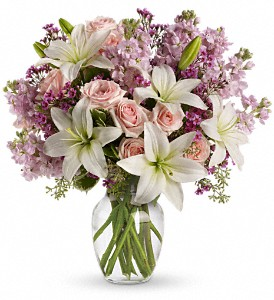 Teleflora's Blossoming Romance in Sevierville TN, From The Heart Flowers & Gifts