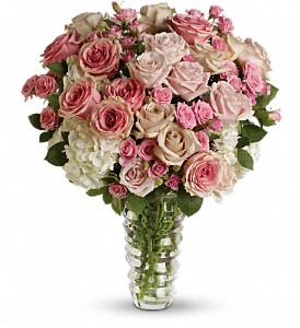 Luxe be a Lady by Teleflora in Santa Monica CA, Edelweiss Flower Boutique