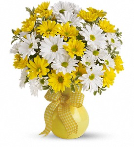 Teleflora's Upsy Daisy in Murrieta CA, Michael's Flower Girl