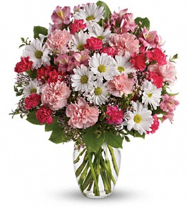 Teleflora's Sweet Tenderness in Parsippany NJ, Cottage Flowers