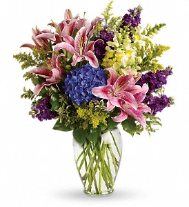 Love Everlasting Bouquet in Aiken SC, Cannon House Florist & Gifts