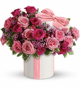 Teleflora's Hats Off to Mom Bouquet in Bethesda MD, Bethesda Florist