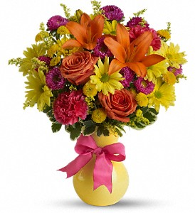 Teleflora's Hooray-diant! in Pickering ON, Trillium Florist, Inc.