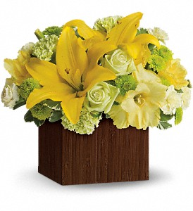 Teleflora's Smiles for Miles in Johnstown NY, Studio Herbage Florist