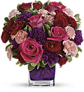 Bejeweled Beauty by Teleflora in Schenectady NY, Felthousen's Florist & Greenhouse