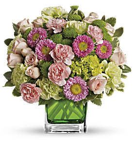 Make Her Day by Teleflora in Denton TX, Crickette's Flowers & Gifts