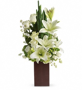 Teleflora's Peace And Harmony Bouquet in Thornhill ON, Wisteria Floral Design