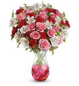 Teleflora's Rosy Posy Bouquet in Mooresville&nbsp;NC, All Occasions Florist & Boutique<br>704.799.0474