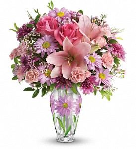 Teleflora's Sweet As Can Be Bouquet in Des Moines IA, Doherty's Flowers