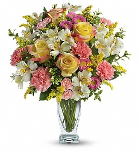 Meant To Be Bouquet by Teleflora in Thornhill ON, Wisteria Floral Design