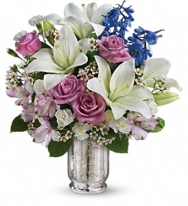 Teleflora's Garden Of Dreams Bouquet in West Hartford CT, Lane & Lenge Florists, Inc