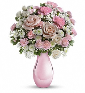 Teleflora's Radiant Reflections Bouquet in Metairie LA, Villere's Florist