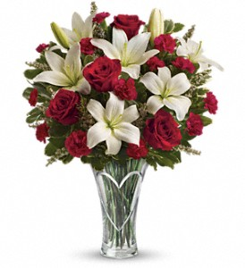 Teleflora's Heartfelt Bouquet in Indiana PA, Indiana Floral & Flower Boutique
