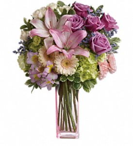 Teleflora's Artfully Yours Bouquet in Naples FL, Gene's 5th Ave Florist