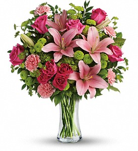 Dressed To Impress Bouquet in Winter Park FL, Apple Blossom Florist