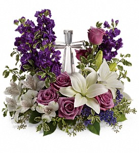 Teleflora's Grace And Majesty Bouquet in Denton TX, Crickette's Flowers & Gifts