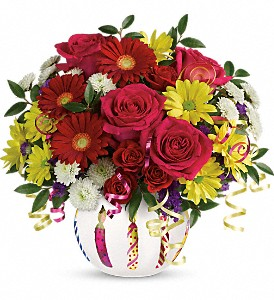 Teleflora's Special Celebration Bouquet in Abilene TX, Philpott Florist & Greenhouses
