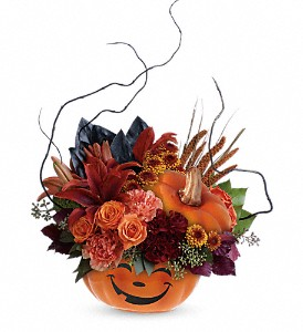 Teleflora's Halloween Magic Bouquet in Huntley IL, Huntley Floral