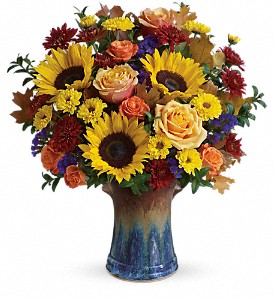 Teleflora's Country Sunflowers Bouquet in Lethbridge AB, Flowers on 9th