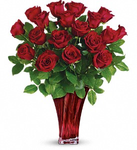 Teleflora's Legendary Love Bouquet in Houston TX, Colony Florist