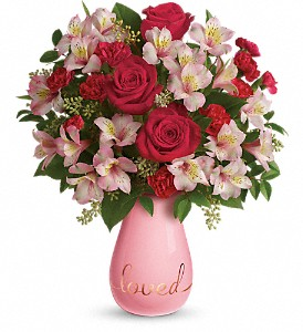 Teleflora's True Lovelies Bouquet in Morgantown WV, Coombs Flowers