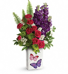 Teleflora's Flight Of Fancy Bouquet in Plano TX, Plano Florist