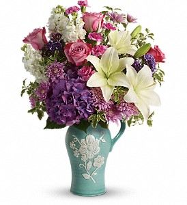 Teleflora's Natural Artistry Bouquet in Keyser WV, Christy's Florist