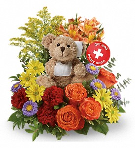 Get Better Bouquet by Teleflora in Orlando FL, Harry's Famous Flowers