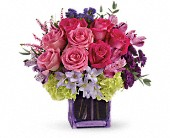 Exquisite Beauty by Teleflora in Shelton WA, Lynch Creek Floral