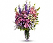 Steal The Show by Teleflora with Roses in Chicago IL, Marcel Florist Inc.