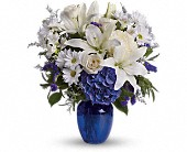 Beautiful in Blue in Bluffton SC, Old Bluffton Flowers And Gifts