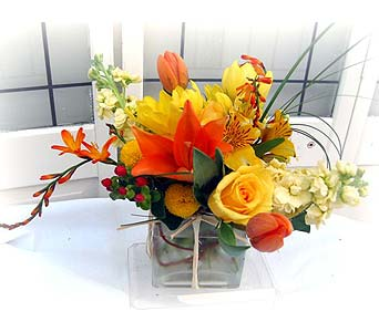 Sunny Morning Bouquet in Lake Forest CA, Cheers Floral Creations
