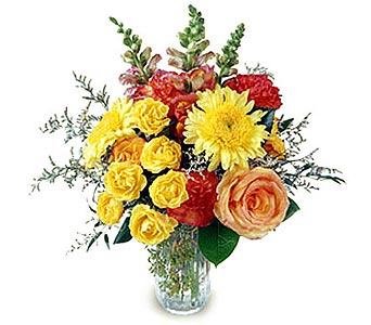 FTD Touching Thoughts Arrangement in Cohasset MA, ExoticFlowers.biz