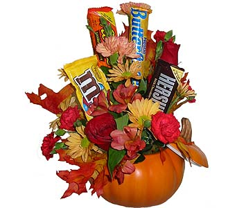 Autumn Sweets in Oklahoma City OK, Array of Flowers & Gifts
