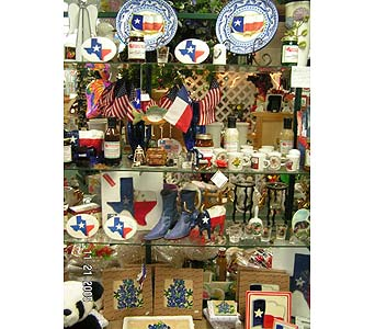 Texas Souvenirs in Hempstead TX, Diiorio All Occasion Flowers