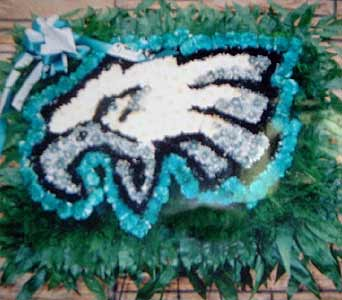 Stein Philadelphia Eagles Logo - Special Design Pi in Burlington NJ, Stein Your Florist